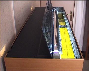 test de l aquarium rio 240 de juwel. Black Bedroom Furniture Sets. Home Design Ideas
